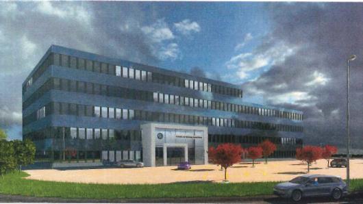 So soll das Gebäude, das in Fallersleben geplant ist, aussehen.