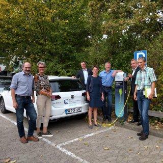 Die Verantwortlichen für das Neubaugebiet in Groß Denkte verknüpfen den neuen Gemeindeteil mit einem Carsharing-Projekt.