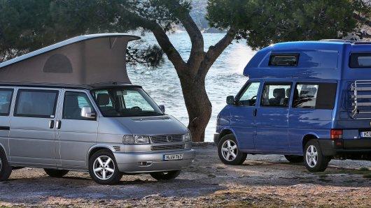 Seit Monaten dauert die Serie der Autodiebstähle in Wolfsburg und Umgebung an: Vor allem haben es die Täter auf fast fabrikneue VW Busse und hier vor allem auf die teure Campings-Ausführung California abgesehen (Symbolbild).