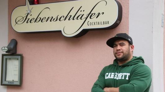 Braunschweig hat einen neuen Bar-Besitzer: Willi Mein möchte im Siebenschläfer das amerikanische Lebensgefühl einziehen lassen.