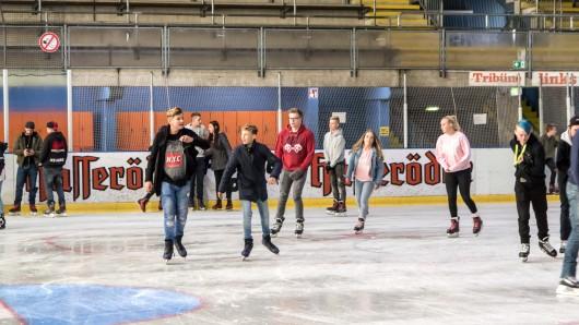Die Eisporthalle am Salzgittersee startet am kommenden Samstag in die neue Saison.