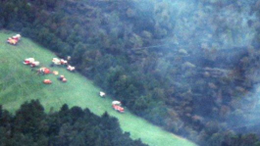Die Feuerwehr Gifhorn fährt wieder nach Meppen (Archivbild).