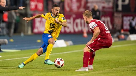 Eintracht Braunschweig ist heute gegen Lautern gefordert.