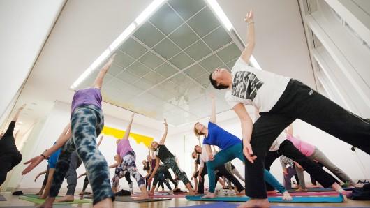 Beim Interkulturellen Frauensporttag am 20. Oktober können Frauen und Mädchen verschiedene Sportarten kennen lernen (Symbolbild).