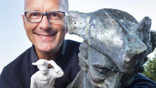 Christoph Maria Herbst hat den Münchhausen-Preis bekommen.