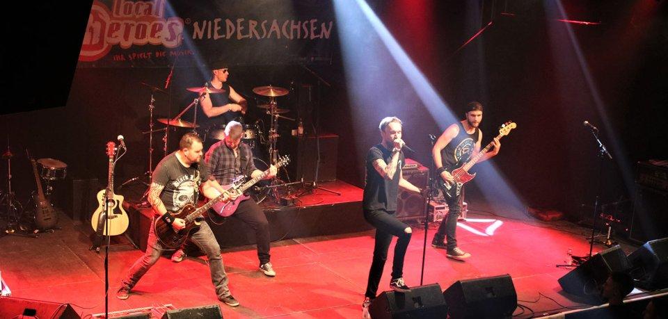 Beim WolfenBattle 2019 können Bands aus Wolfenbüttel, Braunschweig, Wolfsburg, Helmstedt, Salzgitter, Peine und Goslar mit machen.