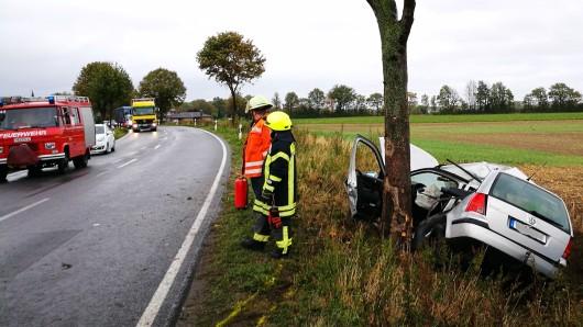 Noch bis in den späten Nachmittag hinein war die B494 zwischen den Peiner Stadtteilen Hofschwicheldt und Rosenthal gesperrt.