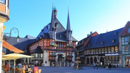 In Wernigerode (unser Foto) und Quedlinburg soll das Freifunk-Zeitalter durchstarten.