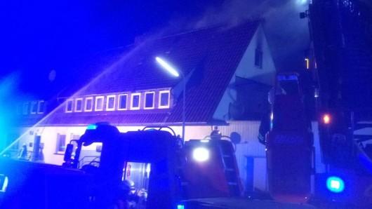 Die Polizei kennt nun vermutlich die Ursache des Brandes in Vienenburg (Archivbild).