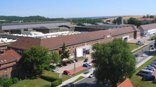 Die Salzgitter Maschinenbau AG (SMAG) in Salzgitter-Bad ist nun Mehrheitsgesellschafter der Braunschweigischen Maschinenbau AG (BMA).