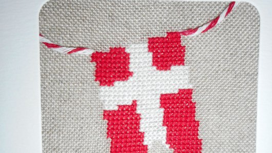Seit 90 Jahren besteht die dänische Handarbeitsgilde.