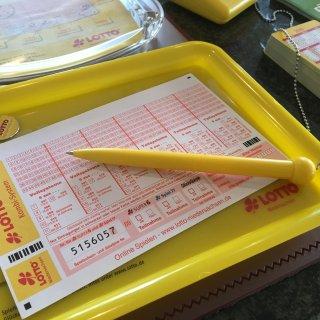 Mit einem sogenannten Systemschein sind ein Vater und sein Sohn aus Wolfsburg zu Lotto-Millionären geworden (Symbolbild).