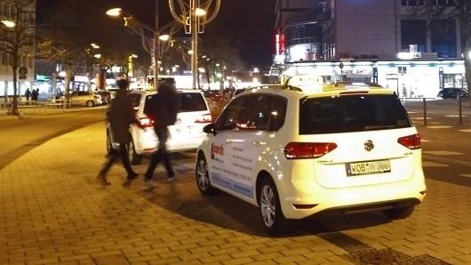 Ein 37-Jähriger ist in der Porschestraße überfallen worden (Archivfoto).