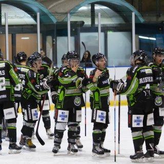 Die Icefighters treten mit einem jungen Team an (Archivbild).