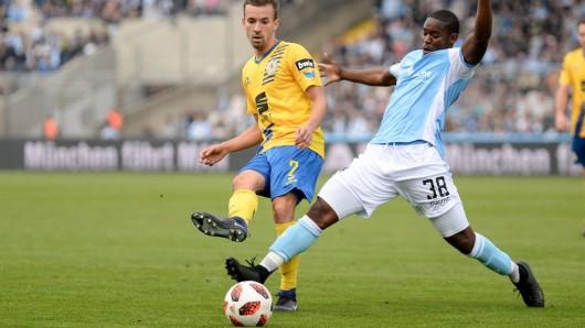 Auch im Stadion an der Grünwalder Straße war für die Eintracht nichts zu holen: Mit 0:2 (0:0) musste sich Braunschweig beim TSV 1860 München geschlagen geben.