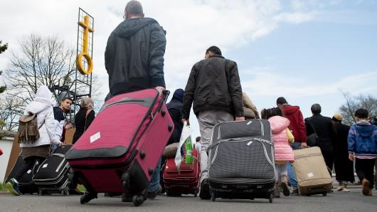 Seit einem Jahr gilt in Salzgitter, Delmenhorst und Wilhelmshaven der Zuzugsstopp für Flüchtlinge. Die Verwaltungen hoffen auf eine Verlängerung dieser Regelung (Symbolbild).