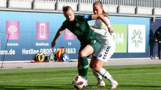 Alexandra Popp bleibt beim VfL Wolfsburg!