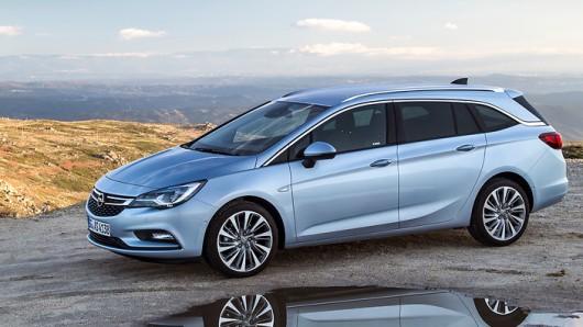 Unbekannte haben vom Freigelände eines Braunschweiger Autohauses einen neuwertigen Opel Astra Sports Tourer gestohlen - sowie von drei Mietwagen die Kennzeichen abmontiert (Symbolbidl).
