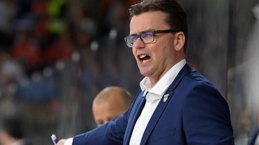 Er hat bei den Grizzlys ab sofort nichts mehr zu sagen: Der bisherige Cheftrainer Pekka Tirkkonen. Der DEL-Club entließ den Finnen einen Tag nach der 0:4-Heimniederlage gegen den EHC Red Bull München.