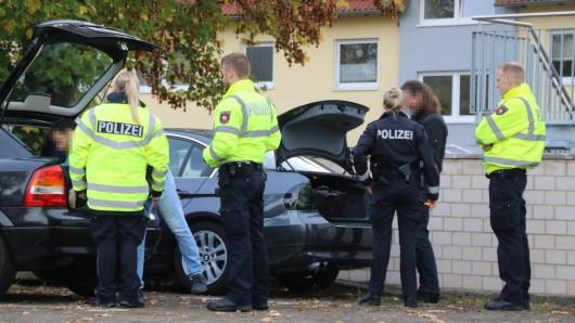 Bei den Kontrollen in Wolfenbüttel waren 35 Polizisten im Einsatz.
