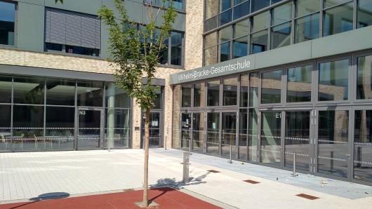 Statt einer weiteren und damit sechsten Integrierten Gesamtschule in Braunschweig will die CDU-Fraktion lieber eine Oberschule. Unser Foto zeigt die Wilhelm-Bracke-Gesamtschule in der Weststadt.