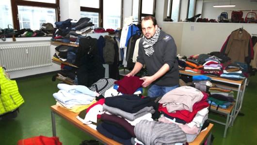 Das Kleidercenter muss im November zeitweise geschlossen bleiben.
