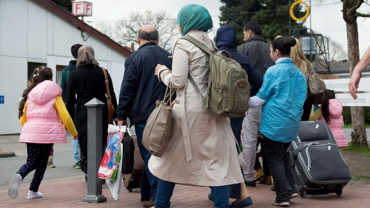 5.200 Bürgschaften waren in Niedersachsen übernommen worden, damit bereits in Deutschland lebende Syrer Verwandte nachholen konnten. (Archivbild).