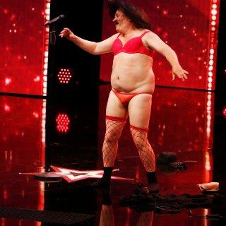 Stefan Choné aus Braunschweig ist am Samstag wieder beim Supertalent von RTL dabei.