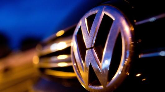VW droht eine Milliardenstrafe. (Archivbild)