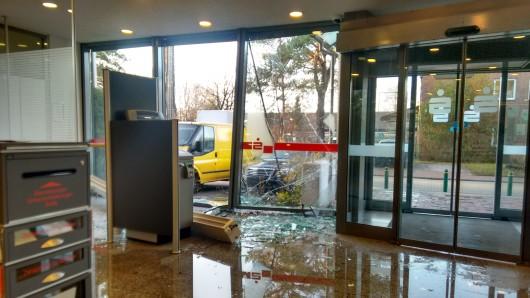 Verletzt wurde bei dem Unfall zum Glück niemand.