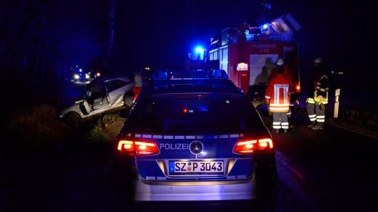 Bei einem Unfall auf der B494 wurde eine Person tödlich verletzt.