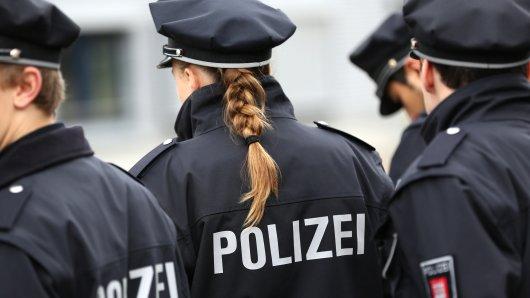 1.600 Polizeianwärter sind in Hannover vereidigt worden. (Symbolbild)