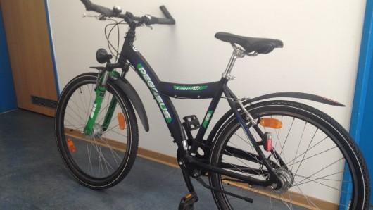 Die Polizei in Wolfenbüttel fragt: Wem gehört dieses Fahrrad?
