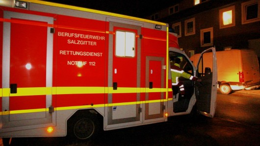Die Berufsfeuerwehr Salzgitter und die Freiwillige Feuerwehr Lebenstedt waren in der Gadenstedter Straße im Einsatz.