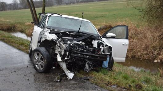 Zwischen Gifhorn und Wolfsburg hat es einen Unfall gegeben