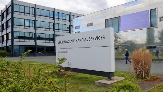 Der Sitz des VW-Finanzdienstleisters Volkswagen Financial Services in Braunschweig.