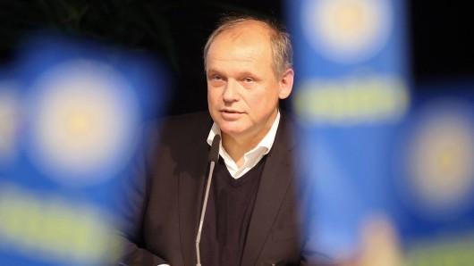 Sebastian Ebel, Aufsichtsratsvorsitzender und Präsident von Eintracht Braunschweig. (Archivbild)