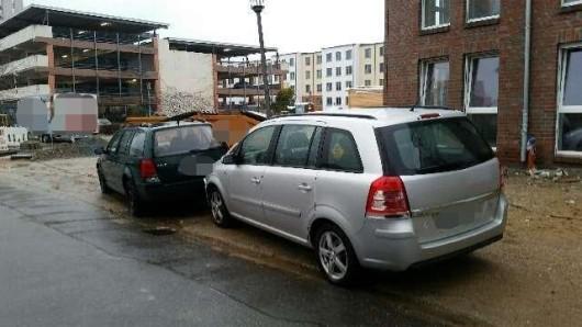 Die Polizei Salzgitter ermittelt nun wegen Sachbeschädigung.