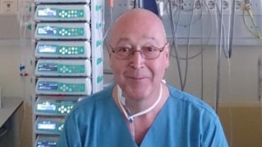 Roland aus Wolfsburg sucht einen Stammzellspender