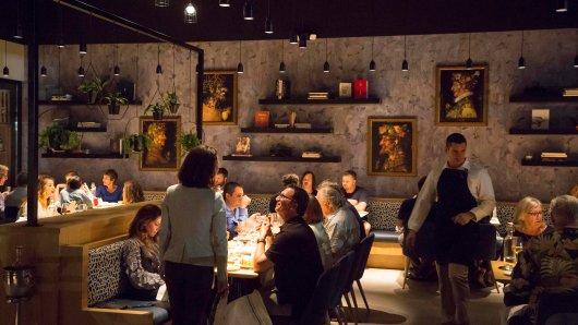 Restaurant: Der Chef war die Beleidungen gegen Ausländer und Behinderte nun satt. (Symbolbild)