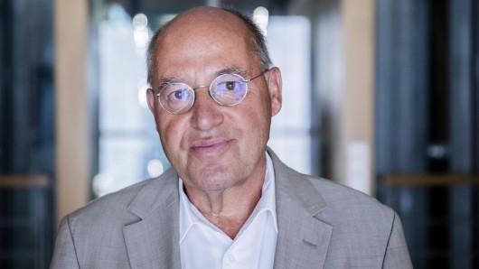 Hat noch immer nicht genug vom Bundestag: Gregor Gysi