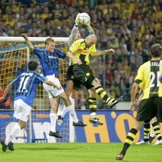 Kann Eintracht Braunschweig den haushohen Favoriten Borussia Dortmund erneut ärgern?
