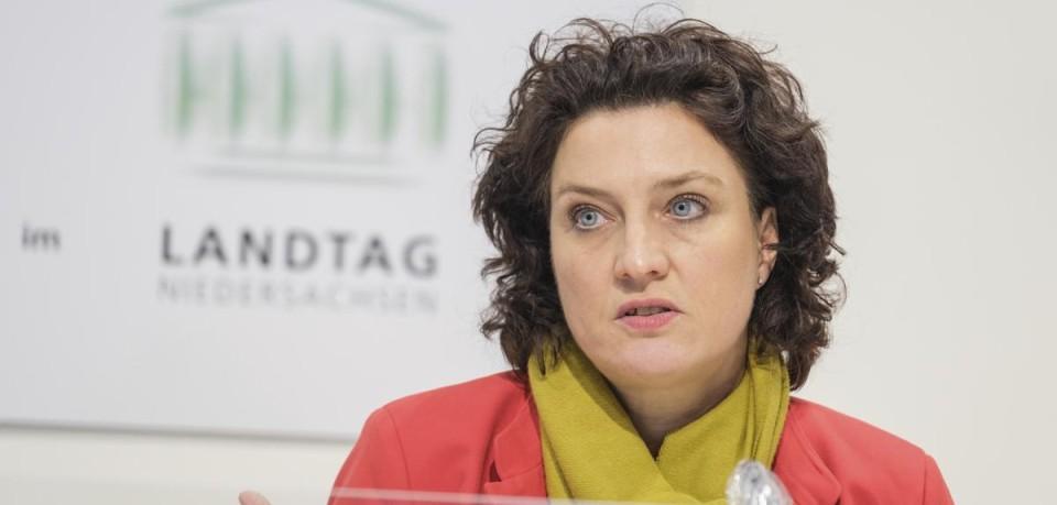 Niedersachsen Gesundheitsministerin Carola Reimann (SPD).