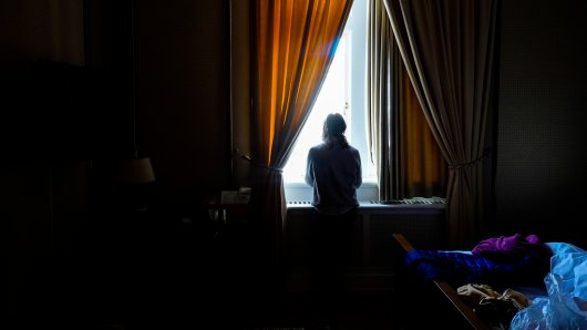 Eine Frau aus Braunschweig hat in ihrem Schlafzimmer eine unliebsame Begegnung gemacht... (Symbolbild)