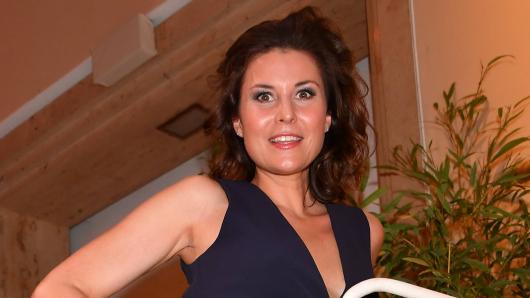 """""""Frühstücksfernsehen""""-Star Vanessa Blumhagen gibt etwas preis, das ihre Fans freut."""