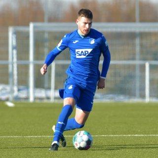 Luis Görlich kommt aus Hoffenheim zu Eintracht Braunschweig. (Archivbild)
