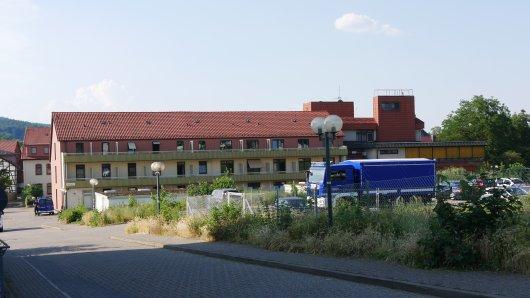 Sicher ist sicher: Das THW hält nach einem Stromausfall noch bis Montag die Stellung am St. Elisabeth Krankenhaus in  Salzgitter-Bad.