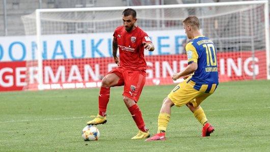 Robin Krauße wechselt vom FC Ingolstadt zu Eintracht Braunschweig. (Archivbild)