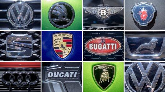 Der VW-Konzern verkauft seine Mehrheit an der Luxusmarke Bugatti. (Archivbild)