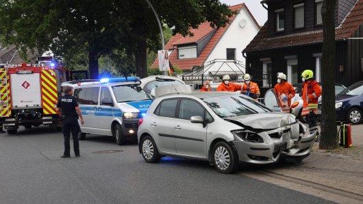 In Salzgitter hat es einen tödlichen Unfall gegeben.